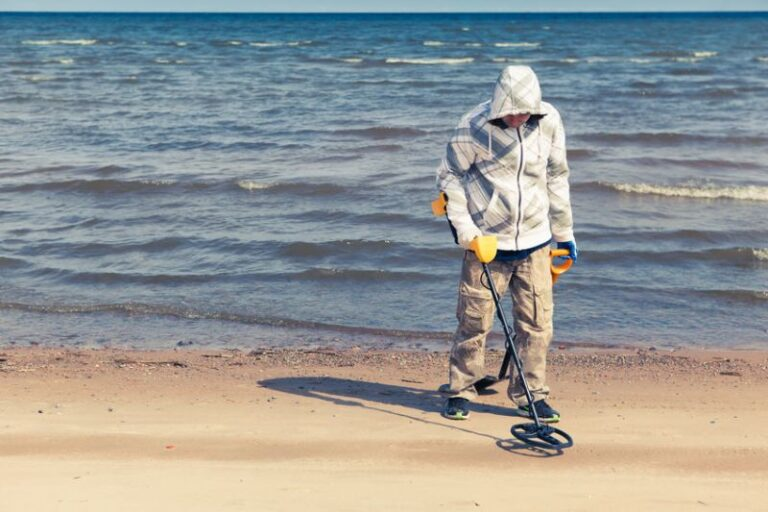 Tips for Beginners in Treasure Hunting with a Metal Detector